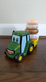 John Deere Ring Stacking Toy in Kingwood, Texas