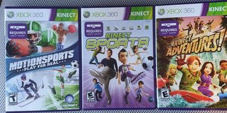 Assorted Xbox 360 Games - Sports in Ramstein, Germany