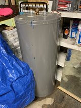 electric water heater 40gal in Fort Leonard Wood, Missouri