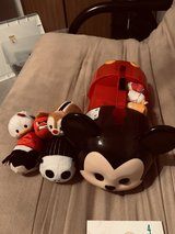 Tsum tsum carrier and figures in Joliet, Illinois