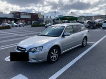 2005 Subaru Legacy Wagon in Okinawa, Japan