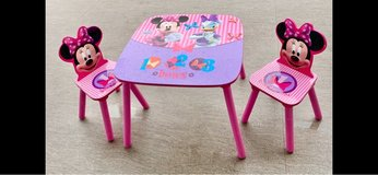 FREE Kids Table and Chairs in Okinawa, Japan