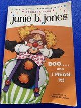 Junie B. Jones - 3 paperback book collection in Okinawa, Japan