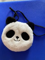 Cute Little Panda Purse in Okinawa, Japan
