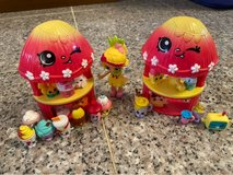 Shopkins Tropical Fashion Collection with a twist in Okinawa, Japan