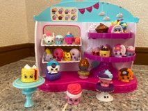 Shopkins Cupcake Queen Cafe in Okinawa, Japan