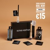 Sonia Kashuk beauty box with brushes and sponge in Wiesbaden, GE