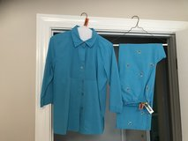 Embroidered pants suit in Fort Rucker, Alabama