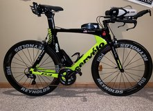 Cervelo P3 56cm Triathlon Bike in Wheaton, Illinois