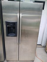 ge stainless steel refrigerator in Naperville, Illinois