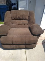 rocking recliner in Naperville, Illinois