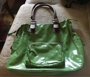 Green Handled Bag in Oswego, Illinois