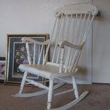 Farmhouse Rocking Chair in Alamogordo, New Mexico