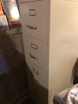 4 drawers file cabinet in Aurora, Illinois