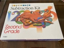 Touchmath Second Grade Subtraction Kit in Okinawa, Japan
