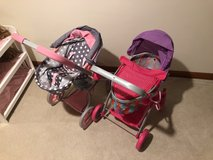 Doll Strollers in Naperville, Illinois