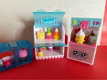 Shopkins Miscellaneous pieces and Shopkins in Okinawa, Japan