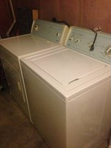 Kenmore Washer and Dryer in Houston, Texas
