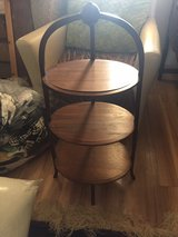 three tier end table in Okinawa, Japan
