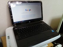 HP Pavilion Chromebook in Okinawa, Japan