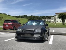 97' Tourer V Chaser 5M/T in Okinawa, Japan