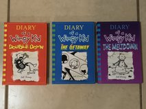 Lot of Diary of a Wimpy Kid Books New in Vacaville, California