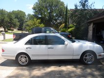 1997 e320 for parts in Spring, Texas