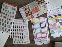 2 Books of Planner Stickers in 29 Palms, California