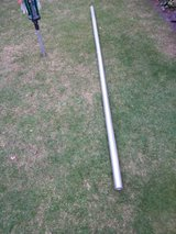 Aluminium poles new 273cm long X 50mm diameter in Lakenheath, UK