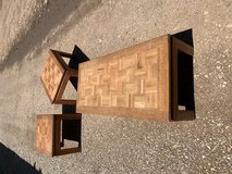 Coffee Table w/ 2 End Tables in Alamogordo, New Mexico