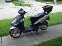 LIKE NEW. Adult 150cc. automatic in Spring, Texas