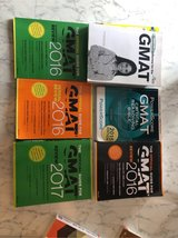 GMAT books for FREE! in Okinawa, Japan