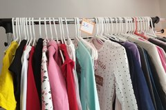 Girl kids clothes/different sizes in Ramstein, Germany