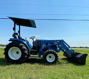 LS XR4140 PACKAGE DEAL-SHREDDER & BOX BLADE INCLUDED in Pasadena, Texas