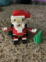 LEGO Santa & Tree in Aurora, Illinois