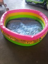 inflatable baby pool in Naperville, Illinois