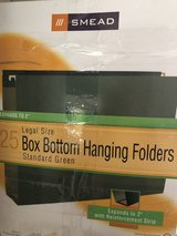Legal Size Box Bottom Hanging Folders in Naperville, Illinois