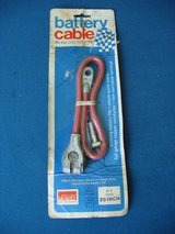 """TOP POST 20 """" BATTERY CABLE in Bartlett, Illinois"""