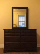 Dresser with Mirror in Fort Bragg, North Carolina