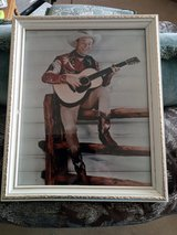 Roy Rogers with Guitar in Lakenheath, UK