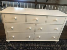 Land of Nod - white dressers (2) in Naperville, Illinois