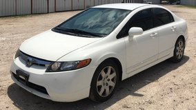 2008 Honda Civic in Houston, Texas
