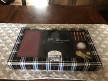 New St. Andrew's Gift Set-Towel, Ball, Tees, Markers and Scorecard Holder in Naperville, Illinois