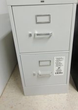 2 matching Filing Cabinets -Letter Size in Baytown, Texas