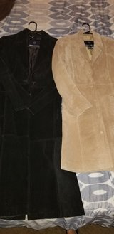 2 Suede Leather Jackets in Yucca Valley, California