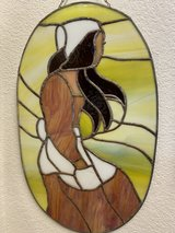 stain glass in 29 Palms, California