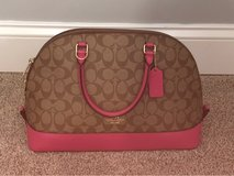 Gorgeous Coach purse - mint condition in Naperville, Illinois
