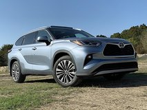 2020 Toyota Highlander LE XLE Platinum AVAILABLE in Wiesbaden, GE