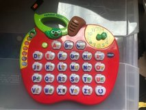 Alphabet / Time Learning Game (V-Tech) in Schaumburg, Illinois