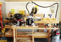 WOODWORKING EQUIP in Nellis AFB, Nevada